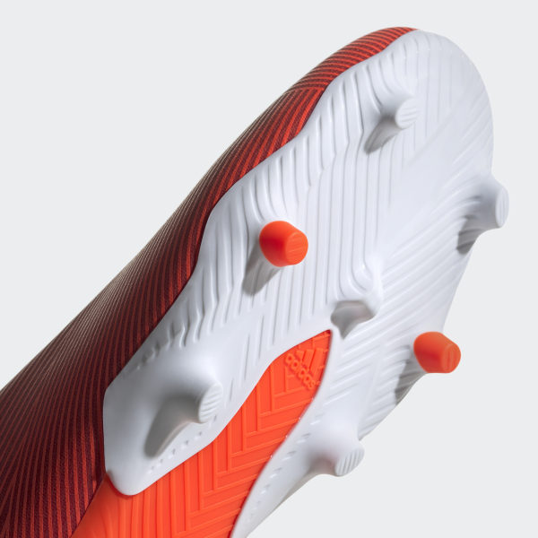new styles 09ef0 4060e adidas Nemeziz 19.3 FG Fußballschuh - Rot | adidas Austria