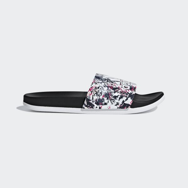 adidas Adilette Comfort Slides - White | adidas US