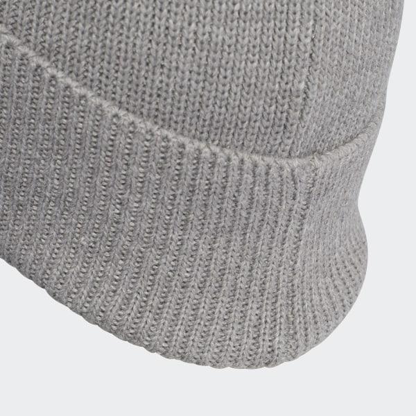 Adidas Solid Bommelmütze Damen weiß