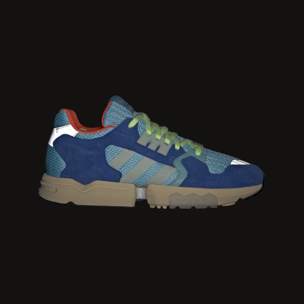 adidas ZX Torsion Shoes Blue | adidas US