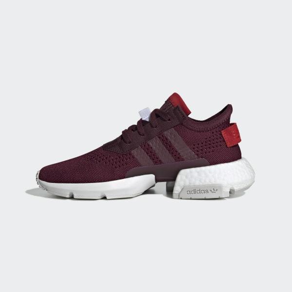 adidas POD-S3.1 Shoes - Burgundy | adidas US