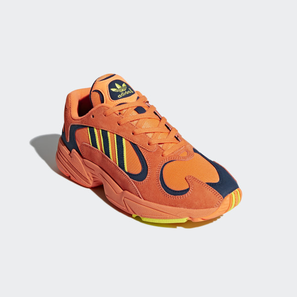 good autumn shoes performance sportswear adidas Yung 1 Shoes - Orange | adidas Australia