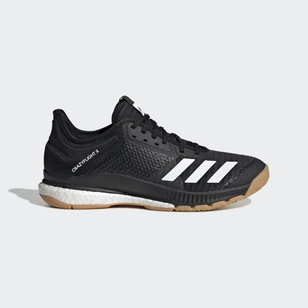 adidas Crazyflight X 3 sko - Svart   adidas Norway