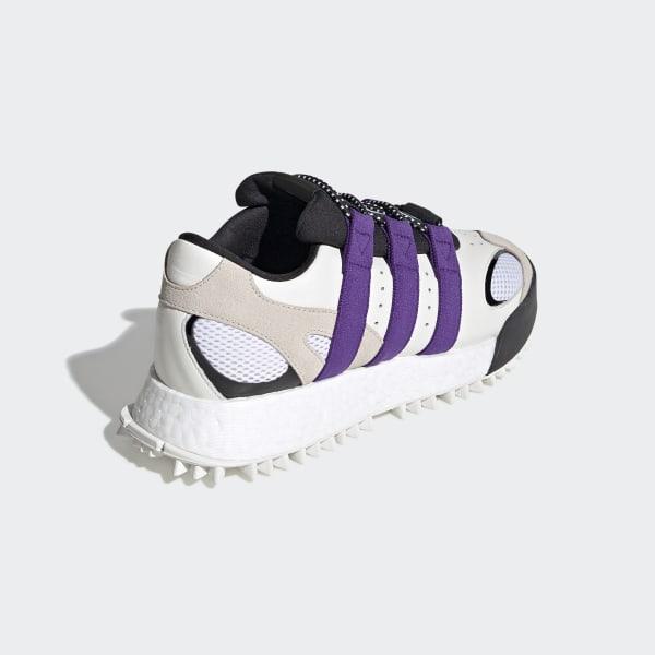 adidas running violet