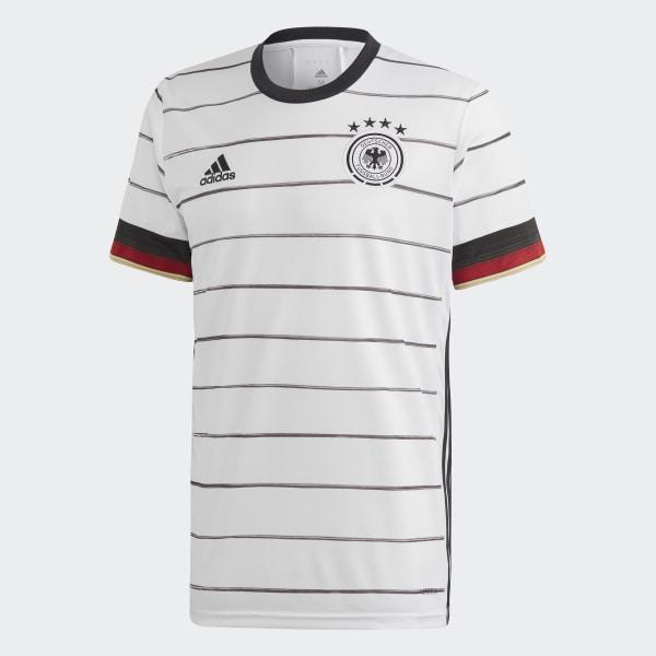 Adidas DFB Identity T Shirt whiteblack ab 15,89