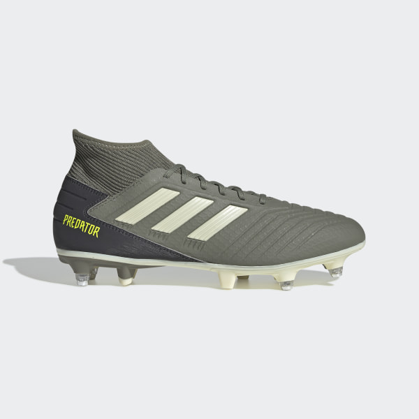 Scarpe da calcio Predator 19.3 Soft Ground Verde adidas | adidas Switzerland