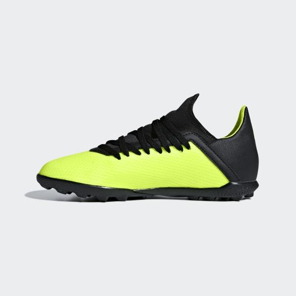 Scarpe da calcio X Tango 18.3 Turf Giallo adidas | adidas Switzerland