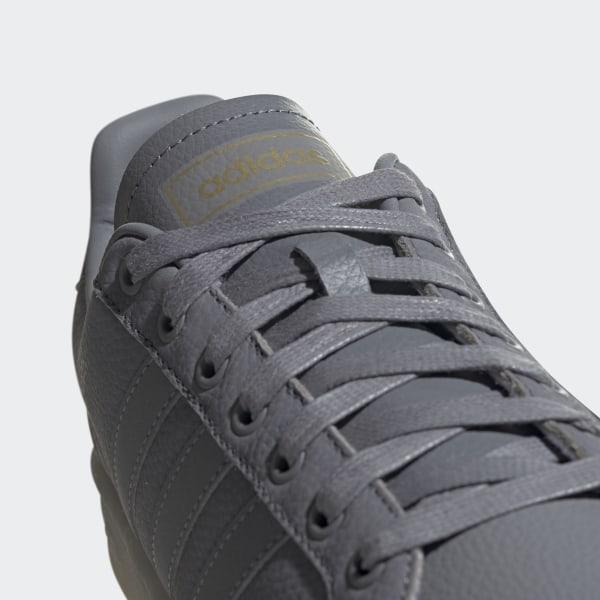 adidas Grand Court Schuh Grau | adidas Deutschland