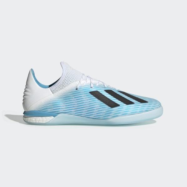 Scarpe da calcio X 19.1 Indoor Blu adidas   adidas Italia