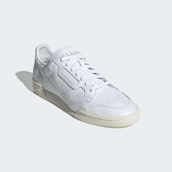 Zapatilla Continental 80 Cloud White / Cloud White / Off White EE6329