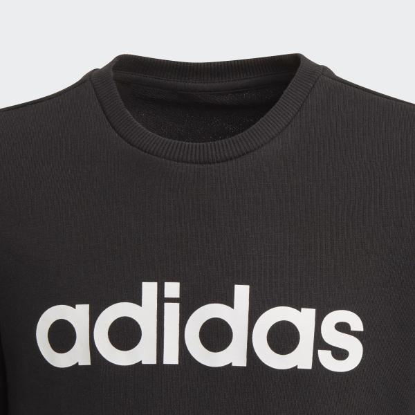 adidas Performance ESSENTIALS LINEAR Sweatshirt white