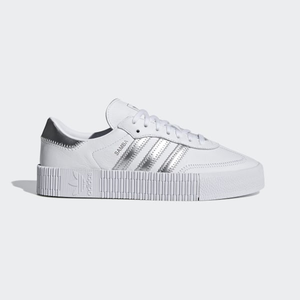 Scarpe SAMBAROSE - Bianco adidas   adidas Italia