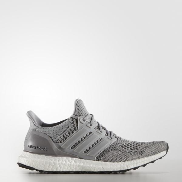 adidas ultra boost grey silver