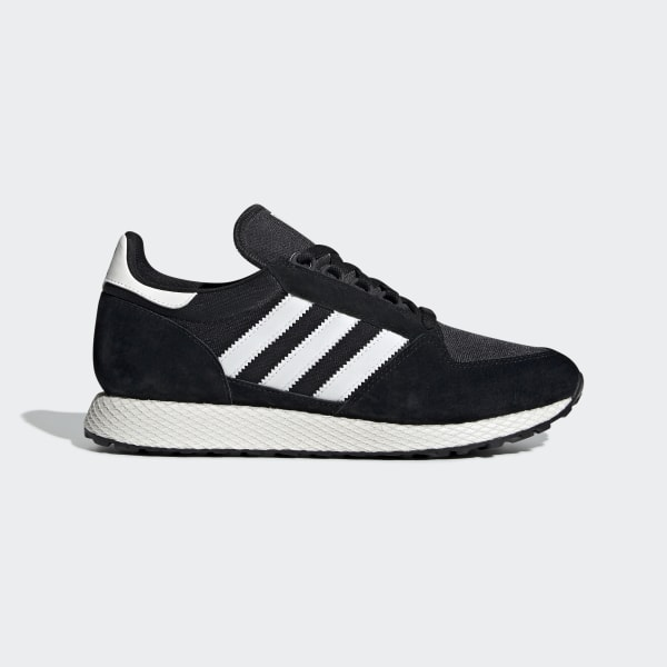 adidas Forest Grove Shoes Black | adidas Switzerland