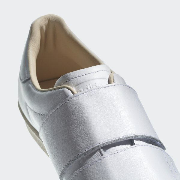 Adidas Superstar 80s CF W CQ2447 Wht Leather Two Strap