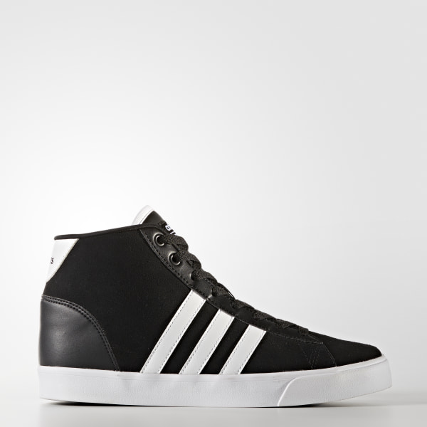 adidas Cloudfoam Daily QT Mid Shoes Blue | adidas US