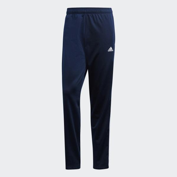 adidas Brushed 3 Stripes Pants Women black white at Sport