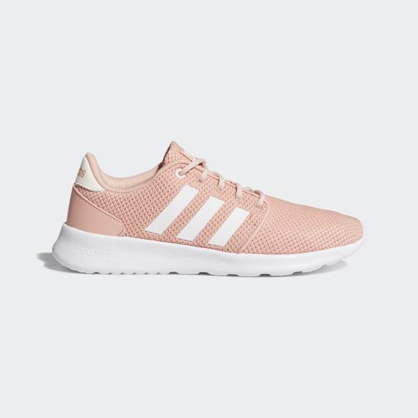 adidas cloudfoam qt racer pink