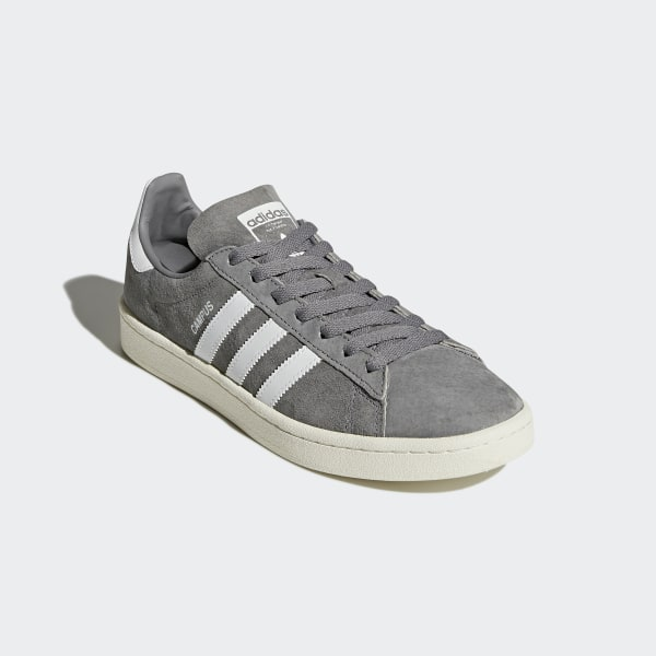 more photos many fashionable excellent quality adidas Campus Shoes - Grey | adidas UK