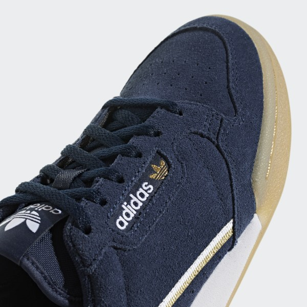 adidas Continental 80 Shoes - Blue | adidas Belgium