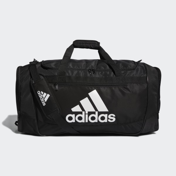 nice shoes more photos cheapest price adidas Defender 3 Large Duffel Bag - Black | adidas US