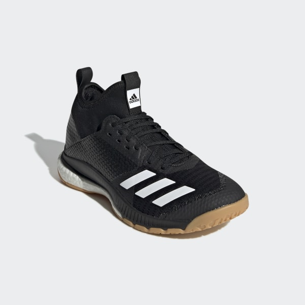 adidas Crazyflight X 3 Mid Shoes - Black | adidas US