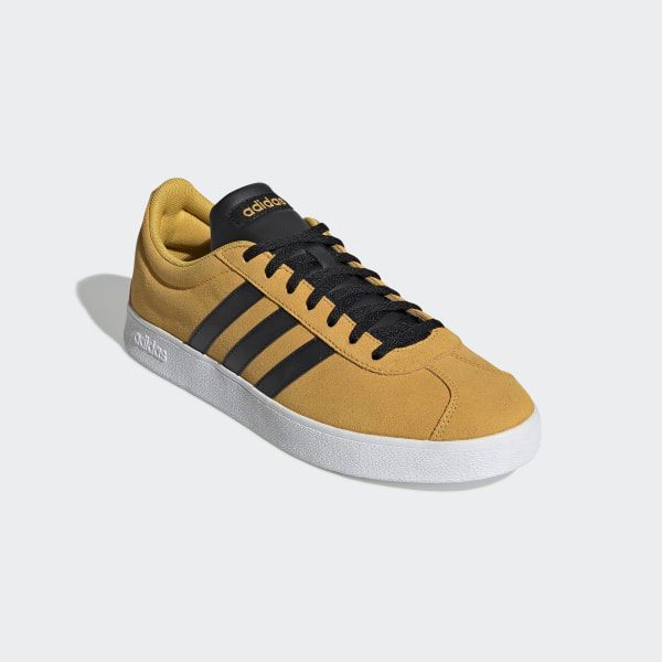 Zapatilla VL Court 2.0 Active Gold / Core Black / Cloud White EE6811