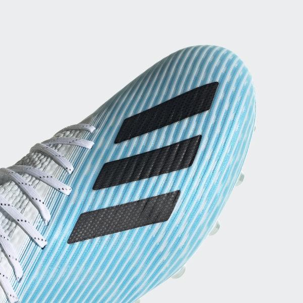Chaussure X 19.1 Terrain synthétique Bleu adidas   adidas France