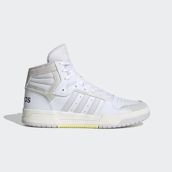 adidas Entrap Mid Schoenen Wit | adidas Officiële Shop