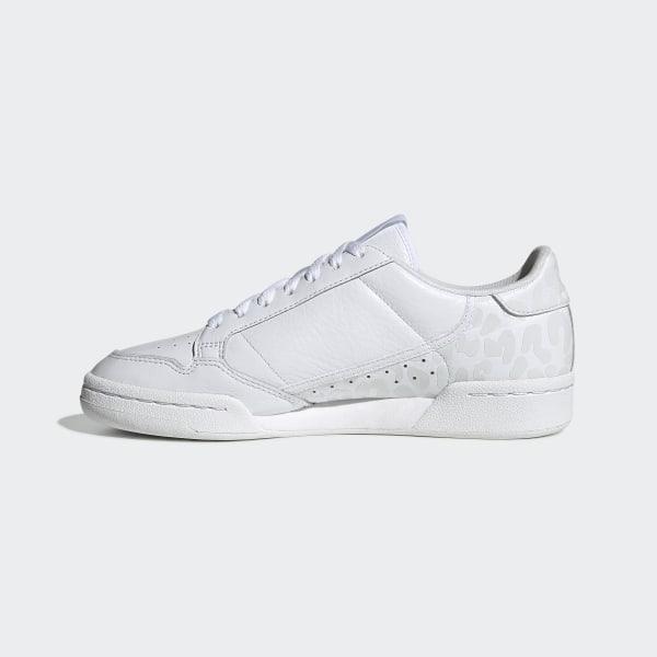 Adidas Continental 80 Women cloud whitecrystal whitecore