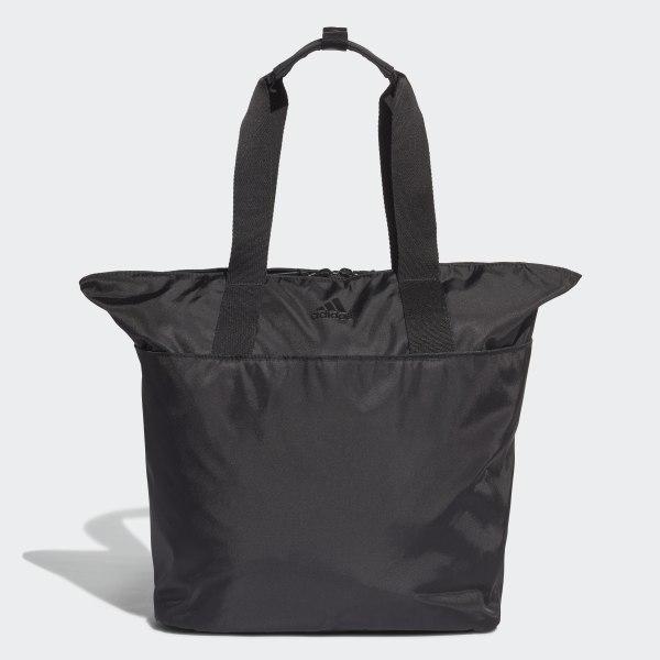 adidas Ladies Tote Bag in Black