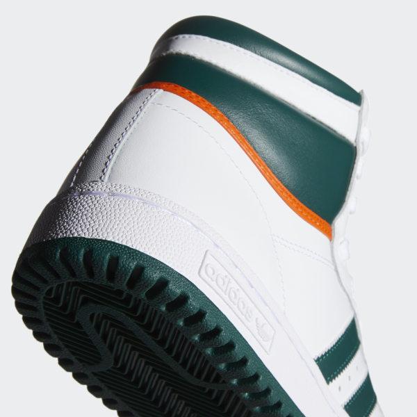 adidas Top Ten Hi Shoes White | adidas US