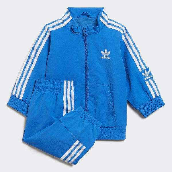 adidas Trainingsanzug Blau | adidas Deutschland