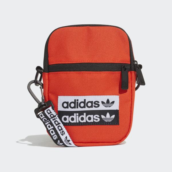 Bolsa adidas Originals Shoulder Bag Fest Trefoil Azul