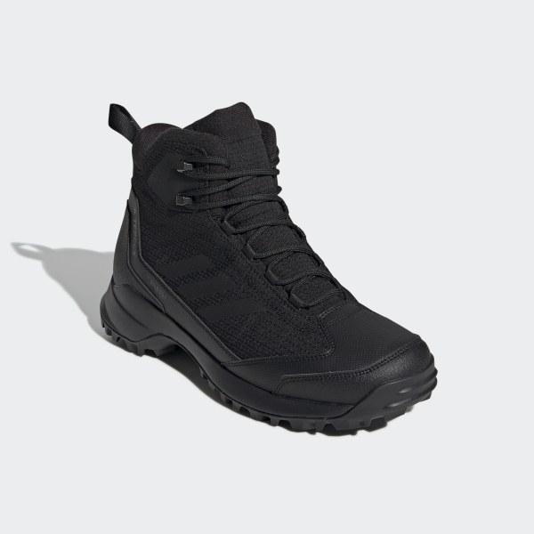 Chaussure Terrex Heron Mid CW CP Noir adidas | adidas France