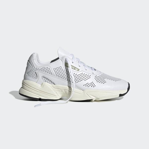 adidas Falcon Alluxe Shoes White | adidas Canada