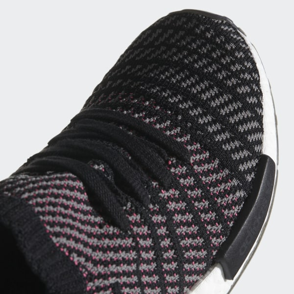 adidas NMD_R1 STLT Primeknit Shoes Black | adidas US