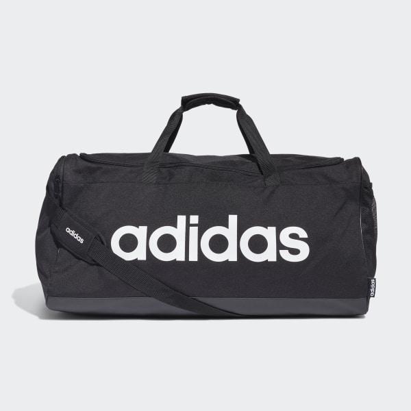 The Great Rebate Adidas Linear Performance Duffel Bag Medium