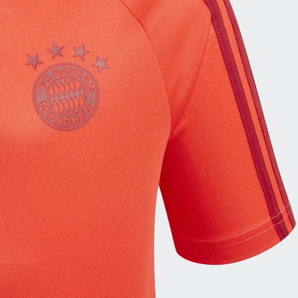 Haut d'entraînement FC Bayern Rouge adidas | adidas Switzerland