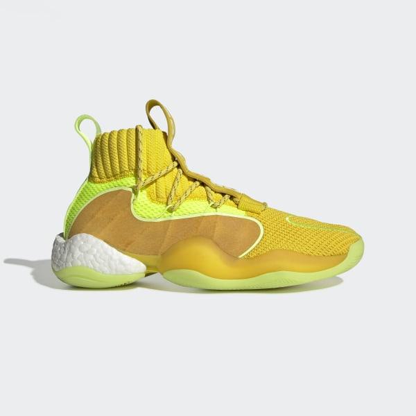 adidas Pharrell Williams Crazy BYW Shoes Multicolor | adidas US