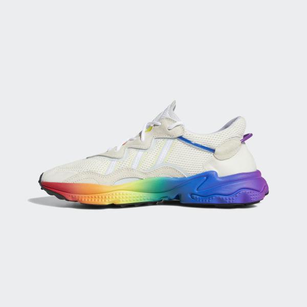 Chaussure OZWEEGO Pride - Blanc adidas | adidas France