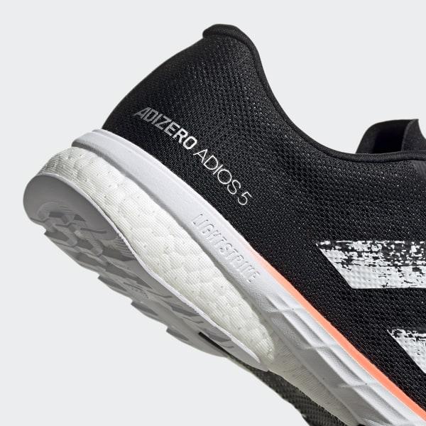 Chaussure Adizero Adios 5 Noir adidas | adidas France