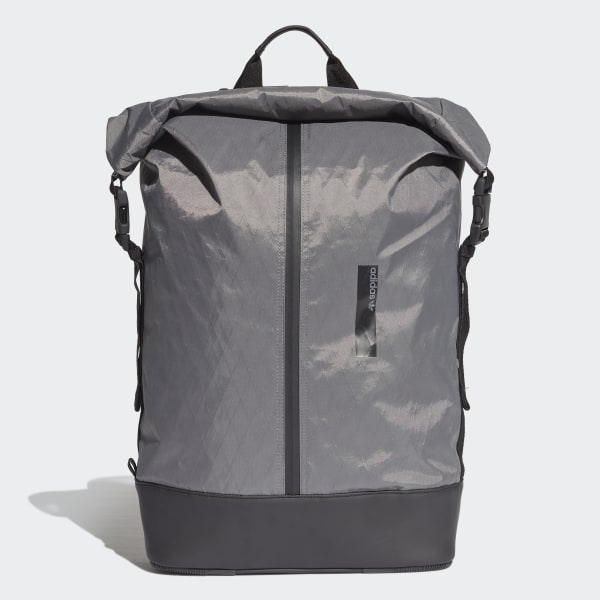 Adidas Future Roll Top Backpack Grey Us