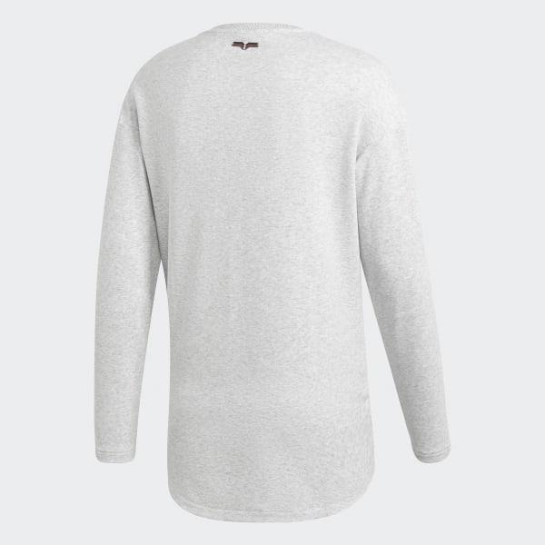 adidas DFB Seasonal Special Sweatshirt Grau   adidas Deutschland