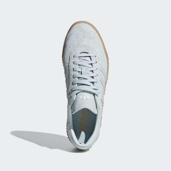 adidas SAMBAROSE Shoes Green | adidas UK