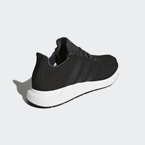 Adidas Swift Run Mens Originals Shoes GreyBlackGrey
