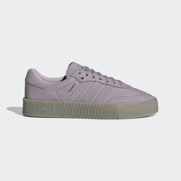 Chaussure SAMBAROSE Violet adidas | adidas France