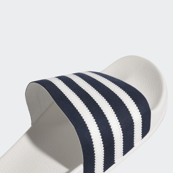 acheter bien grande qualité premier coup d'oeil Claquette Adilette - Bleu adidas | adidas France