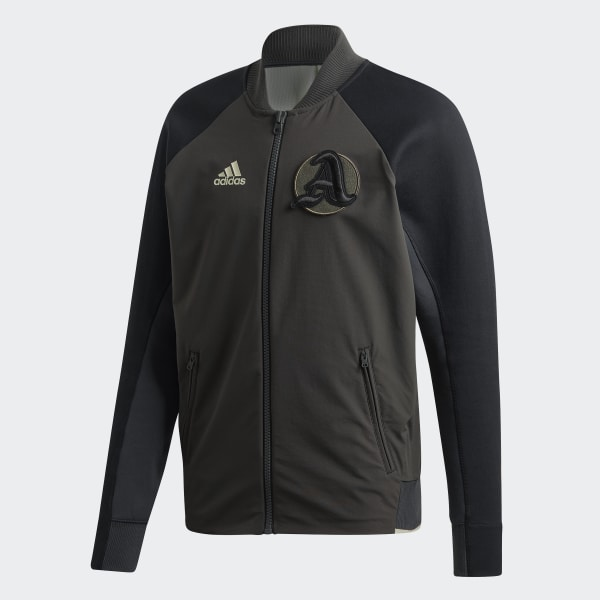 adidas New York VRCT Jacke Grün | adidas Switzerland
