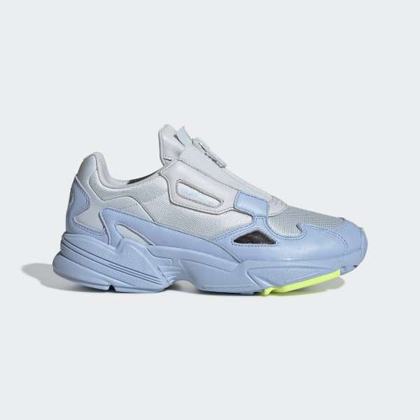 adidas Falcon Zip Shoes Blue | adidas US